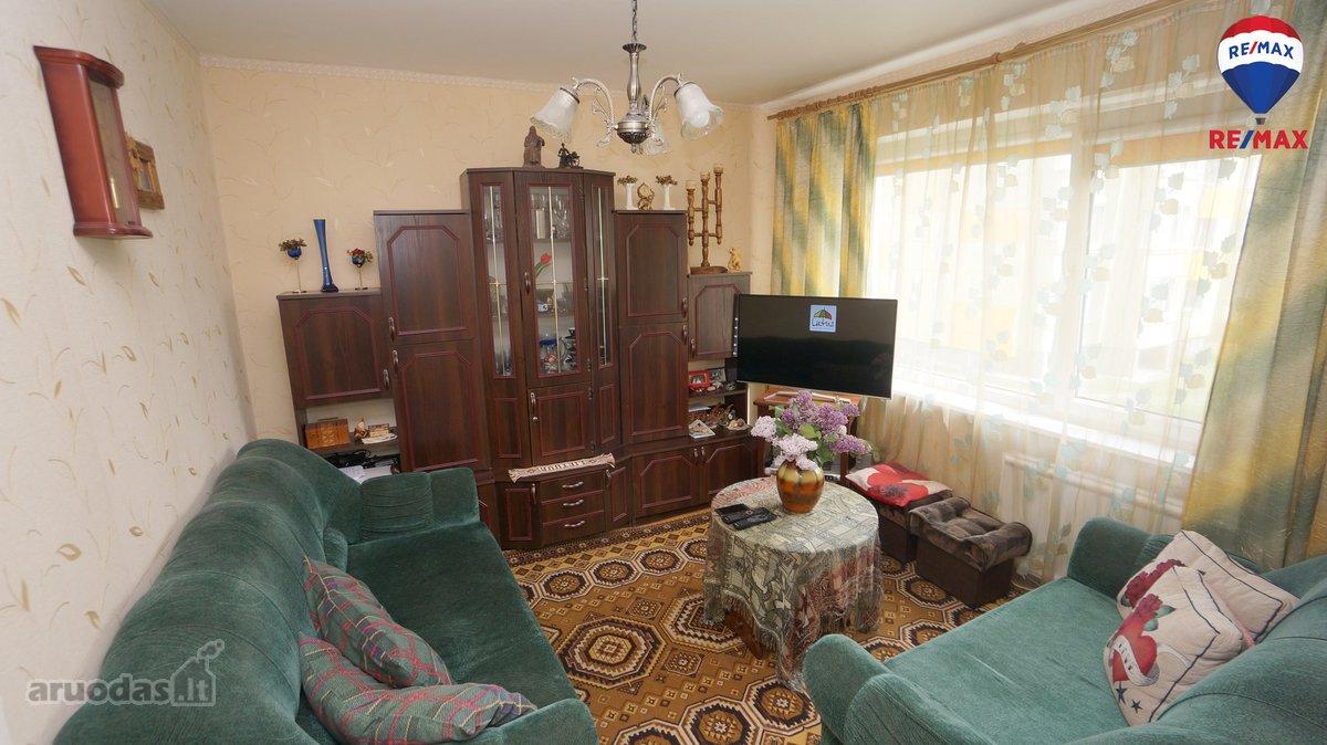 Vilkaviškio m., Nepriklausomybės g., 2 kambarių butas