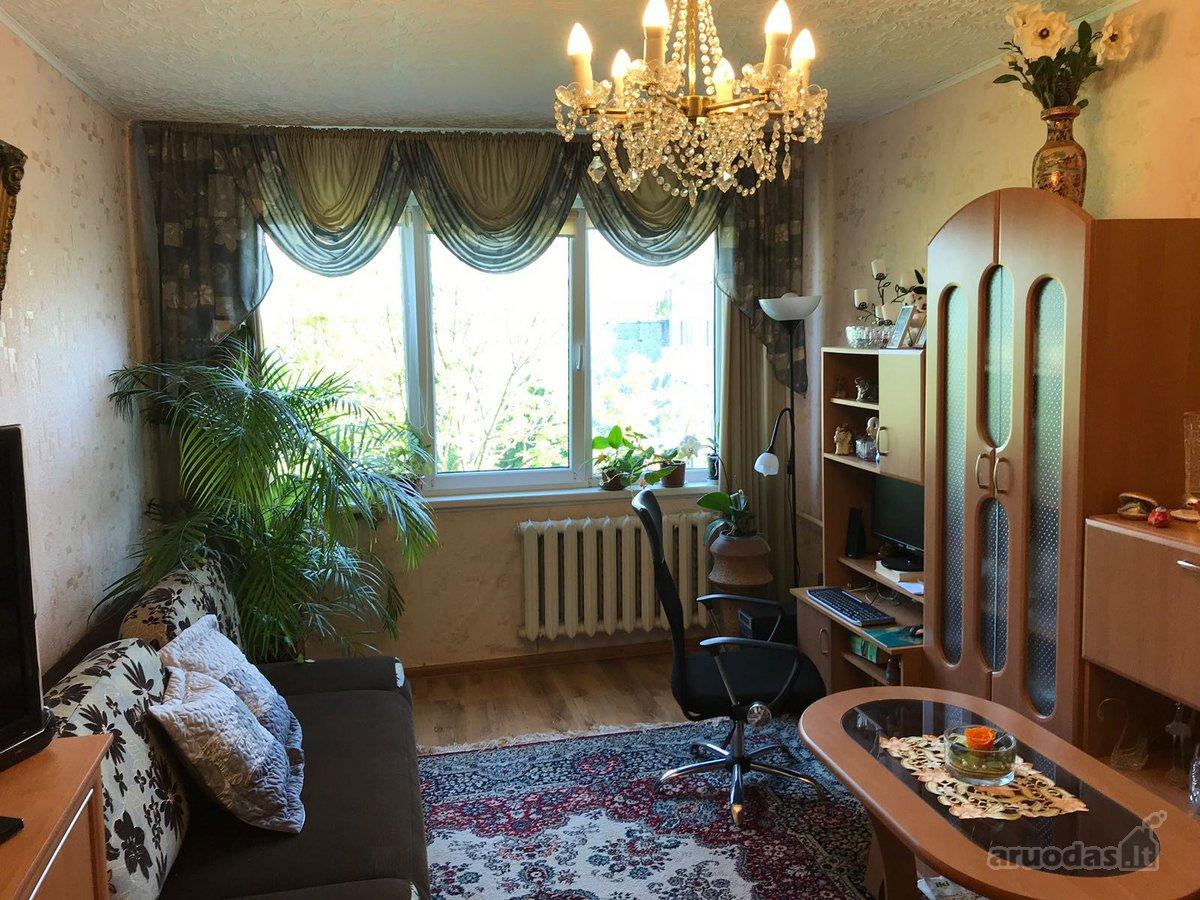 Alytus, Vidzgiris, Kaštonų g., 1 kambario butas