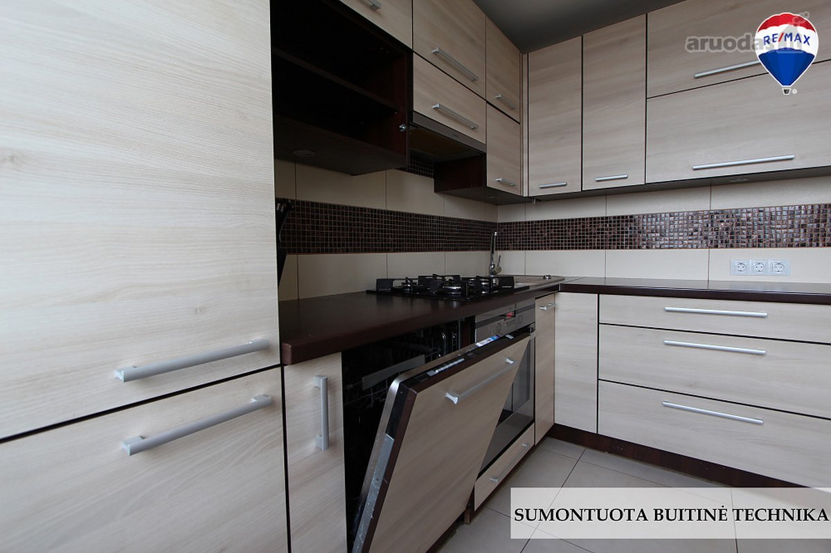 Šiauliai, Gytariai, Architektų g., 3 kambarių butas
