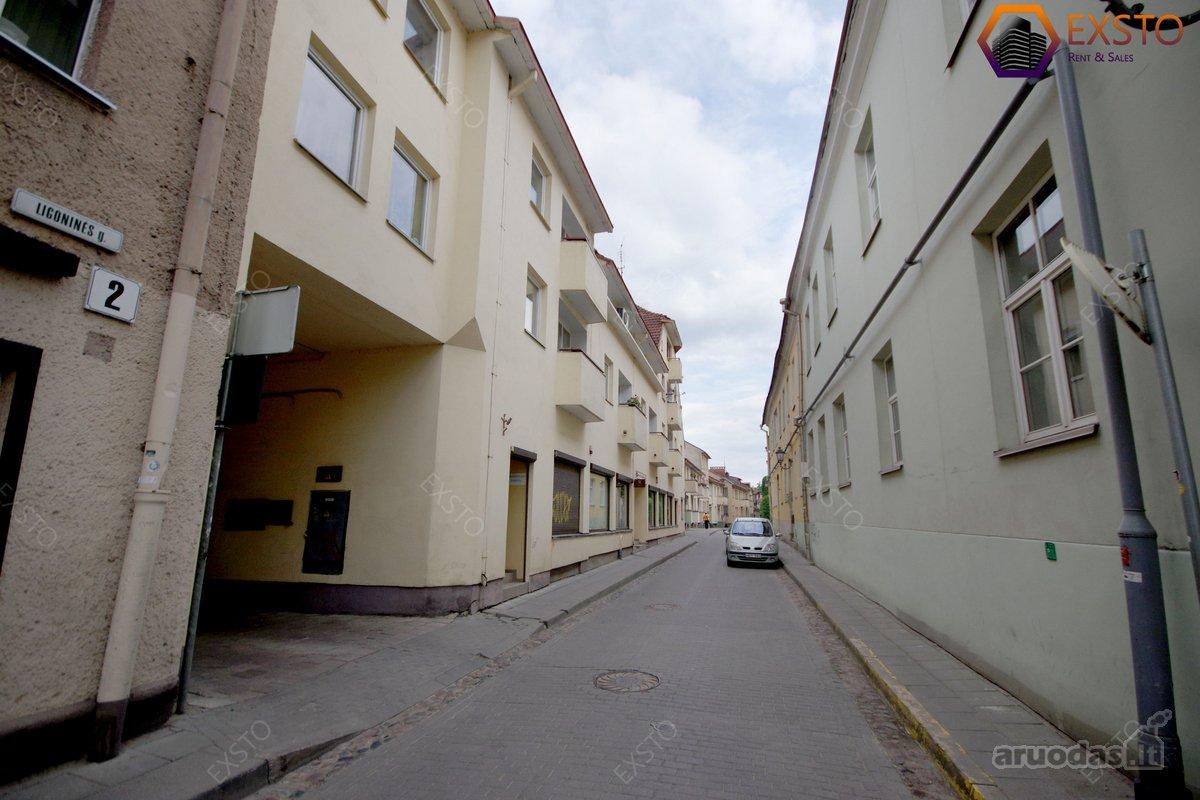 Vilnius, Senamiestis, Ligoninės g., 4 kambarių butas