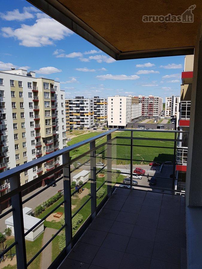 Vilnius, Pašilaičiai, Pavilnionių g., 3 kambarių butas