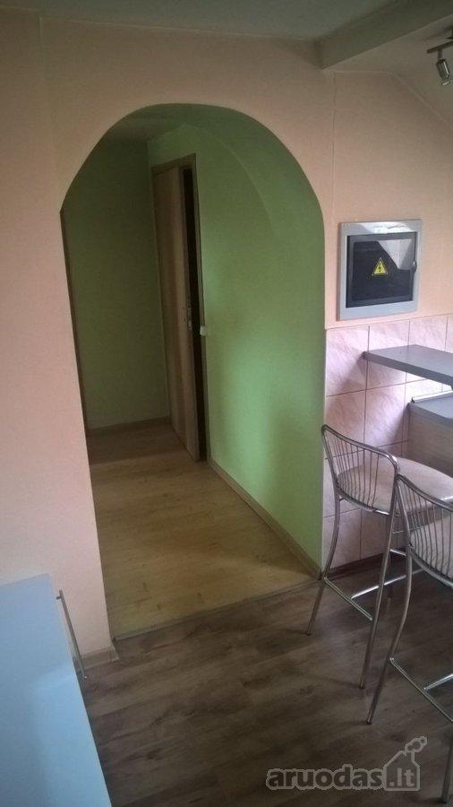 Pagėgių m., Birutės g., 3 kambarių butas