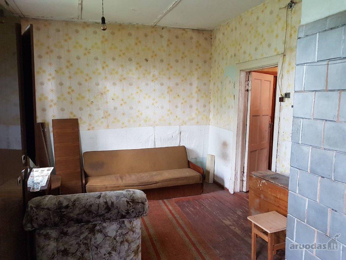 Vilniaus r. sav., Valčiūnų k., Žemutinė g., 2 kambarių butas