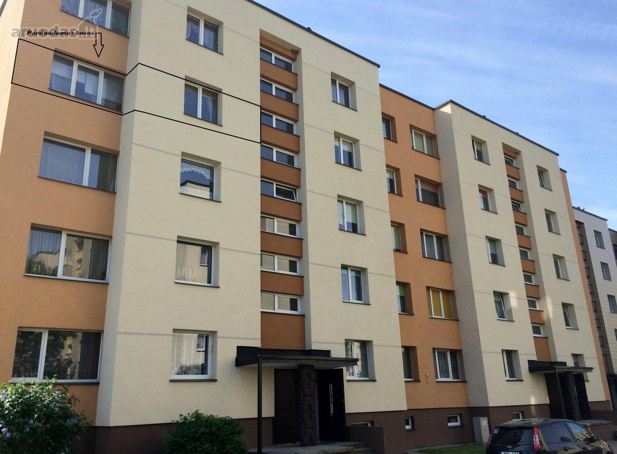 Joniškio m., Melioratorių a., 2 kambarių butas