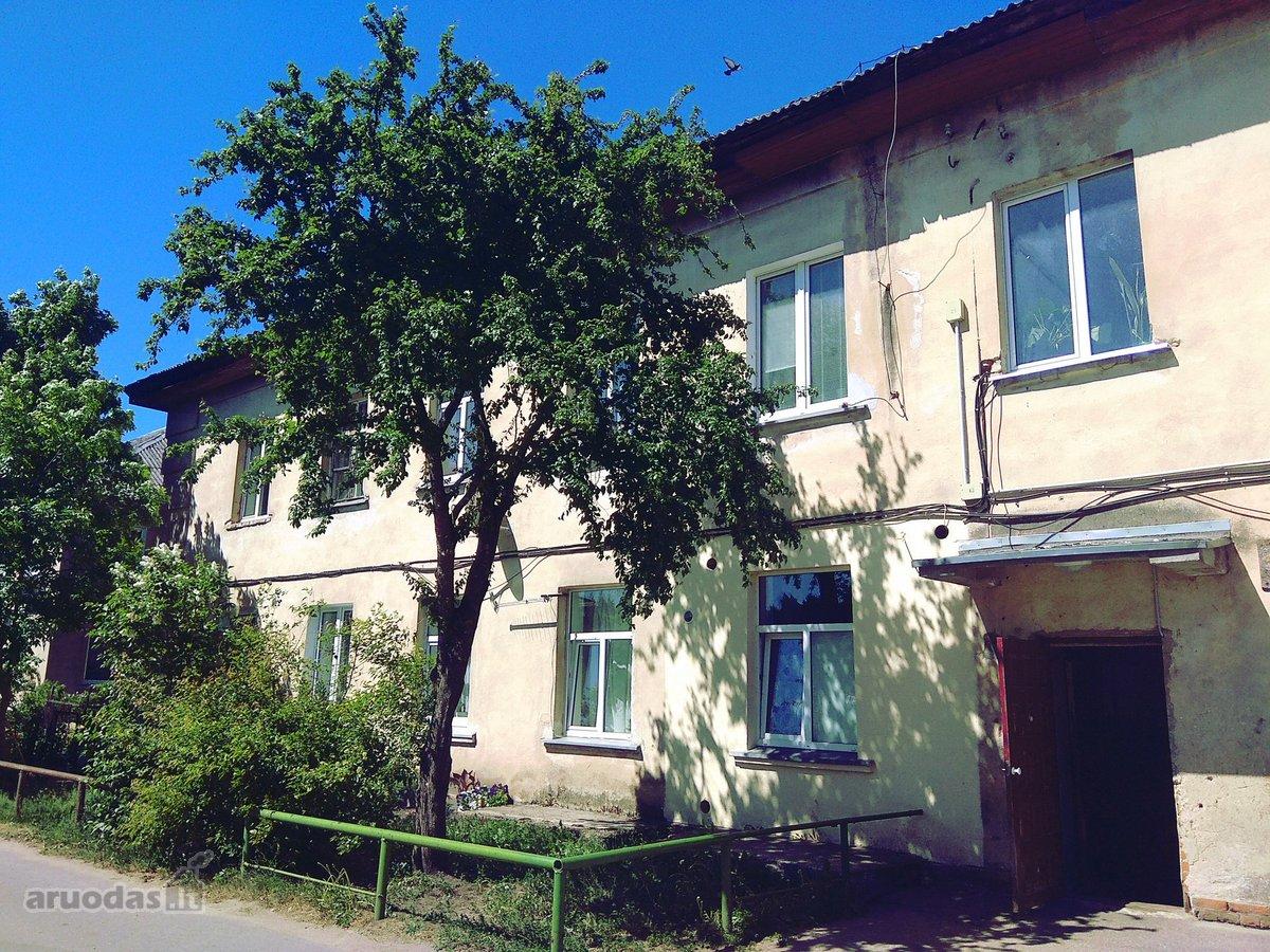 Vilnius, Verkiai, Popieriaus g., 1 kambario butas