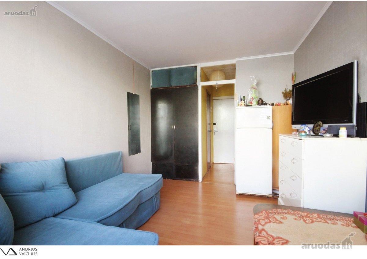 Vilnius, Naujamiestis, Gerosios Vilties g., 1 kambario butas