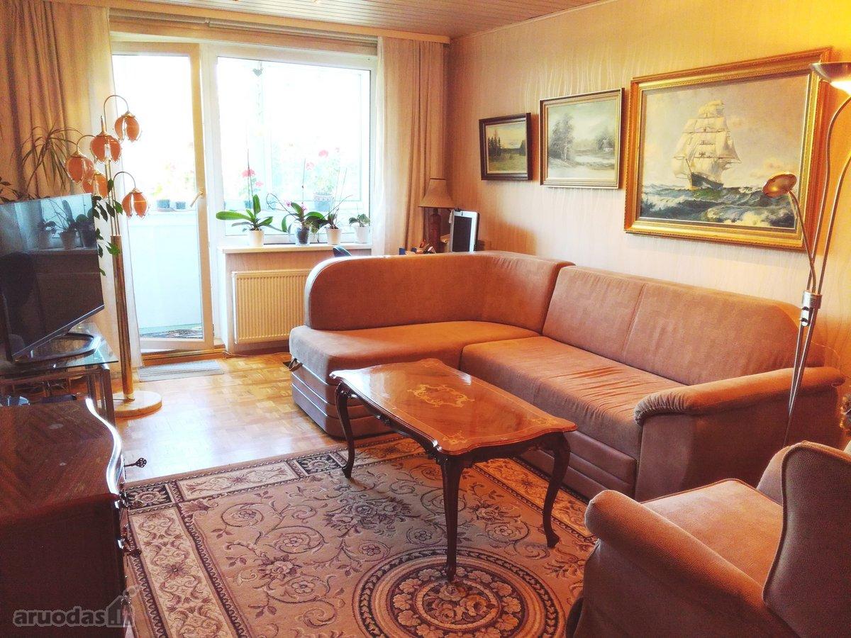 Kretingos m., Melioratorių g., 3 kambarių butas