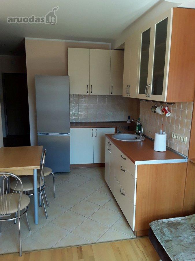 Vilnius, Fabijoniškės, Salomėjos Nėries g., 2 kambarių butas