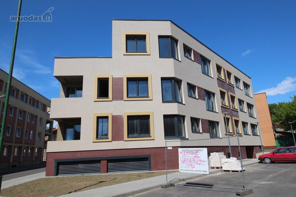 Klaipėda, Centras, Jūros g., 2 kambarių butas