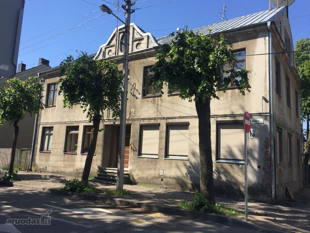 Kaunas, Žaliakalnis, Širvintų g., 3 kambarių butas