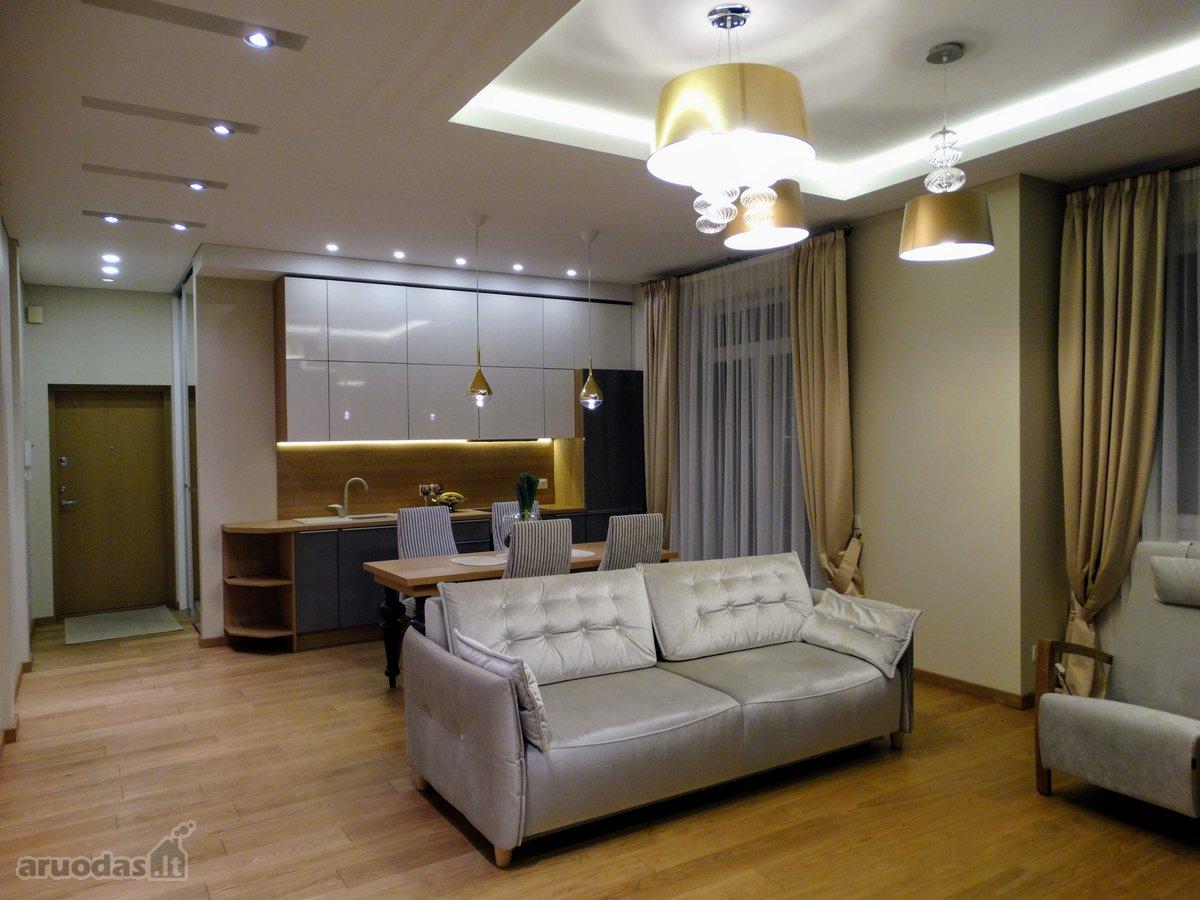 Vilnius, Zujūnai, Sūduvių g., 2 kambarių butas