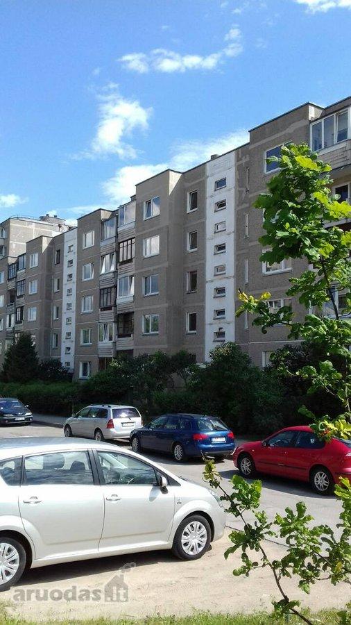 Vilnius, Fabijoniškės, S. Stanevičiaus g., 1 kambario butas