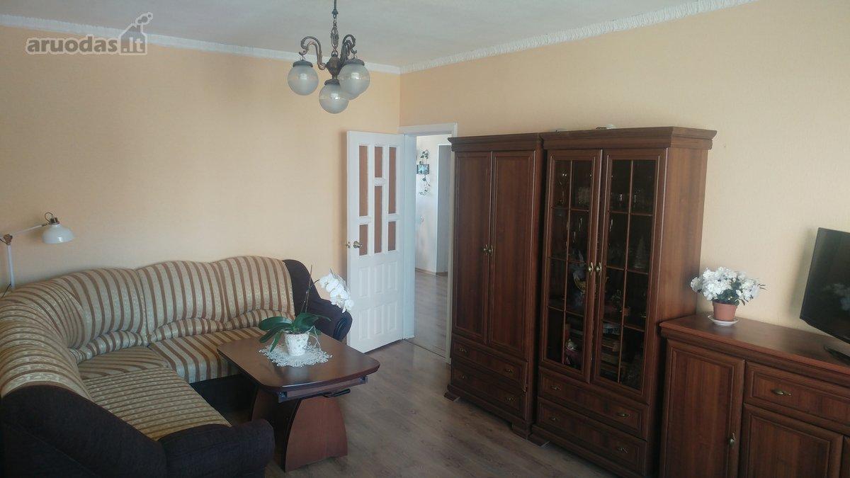 Klaipėda, Bandužiai, Kuncų g., 3 kambarių butas