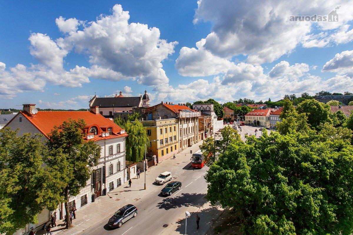 Vilnius, Senamiestis, Bazilijonų g., 2 kambarių butas