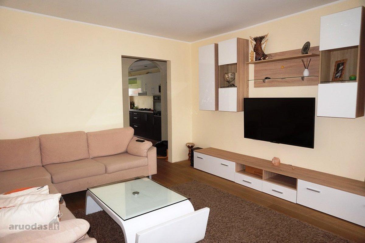 Utenos m., Aukštakalnis, Taikos g., 2 kambarių butas
