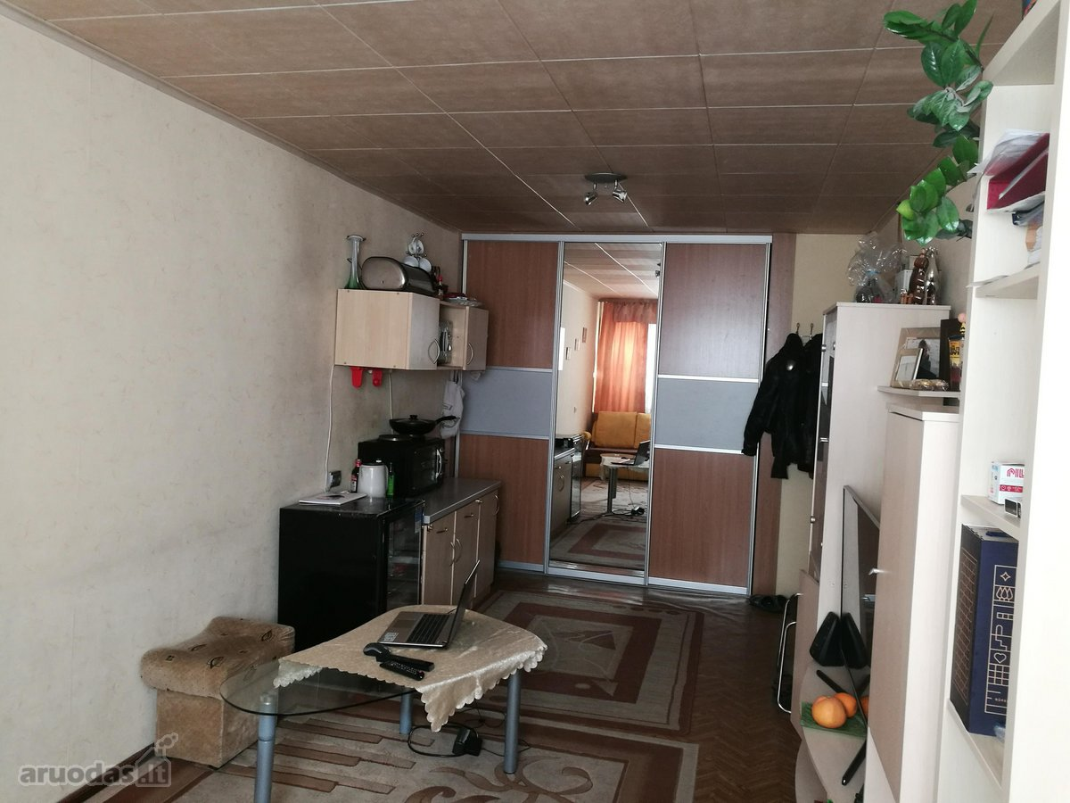Vilnius, Šnipiškės, Kalvarijų g., 1 kambario butas