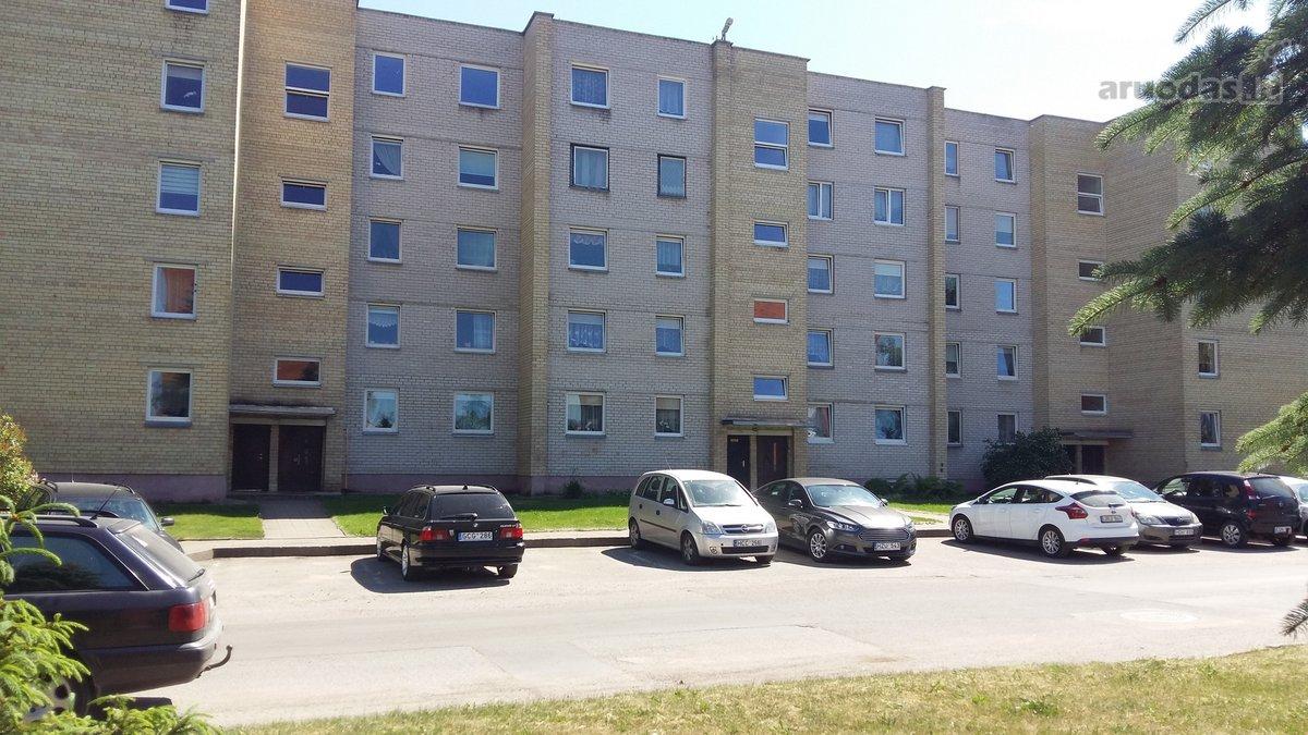 Panevėžys, Žemaičiai, Staniūnų g., 2 kambarių butas