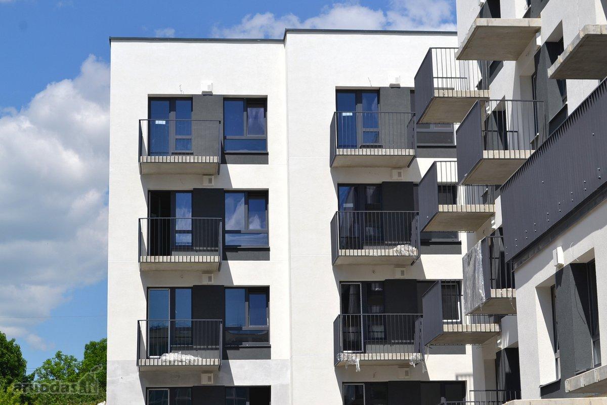 Vilnius, Baltupiai, Juozo Balčikonio g., 2 kambarių butas