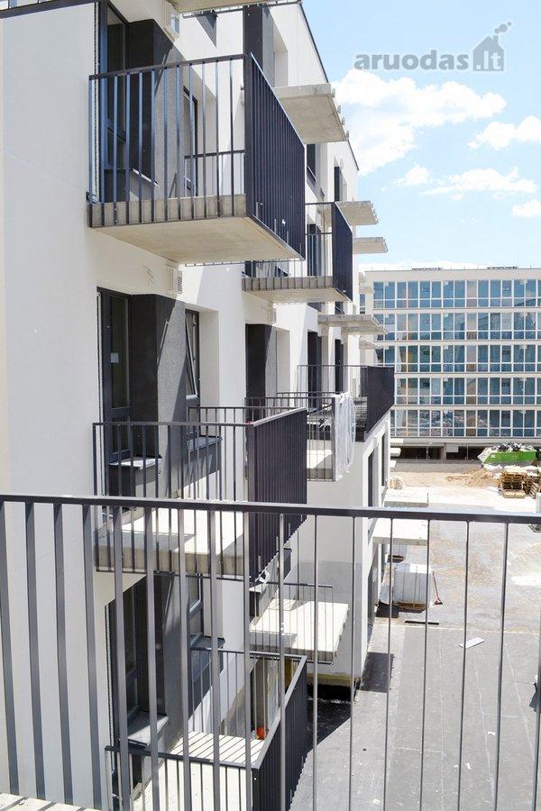Vilnius, Žirmūnai, Juozo Balčikonio g., 2 kambarių butas