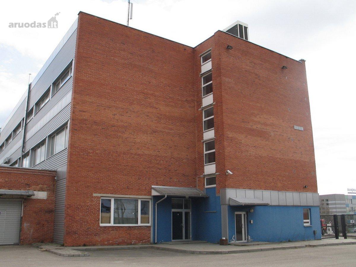 Vilnius, Kirtimai, Kirtimų g., biuro paskirties patalpos nuomai