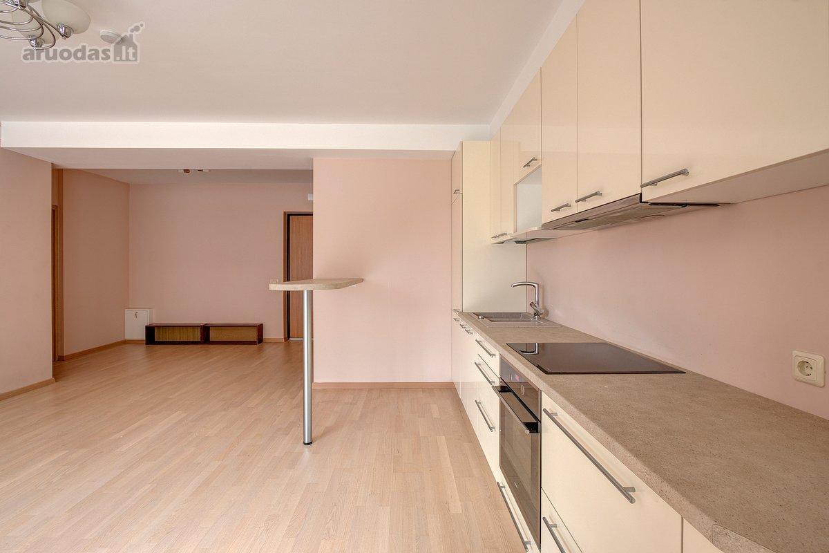 Vilnius, Pilaitė, I. Simonaitytės g., 2 kambarių butas