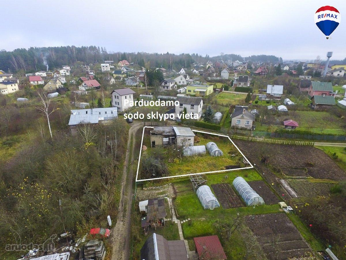 Vilniaus r. sav., Rastinėnų k., žemės ūkio paskirties sklypas