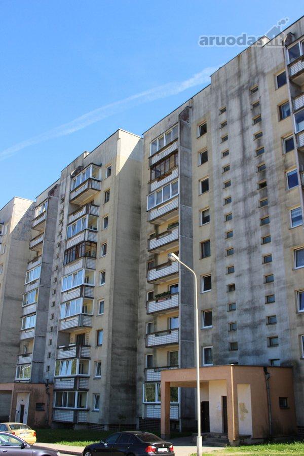 Vilnius, Visoriai, Jono Kairiūkščio g., 2 kambarių butas