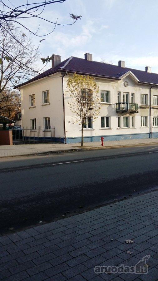 Marijampolės m., Centras, Vytauto g., 3 kambarių butas