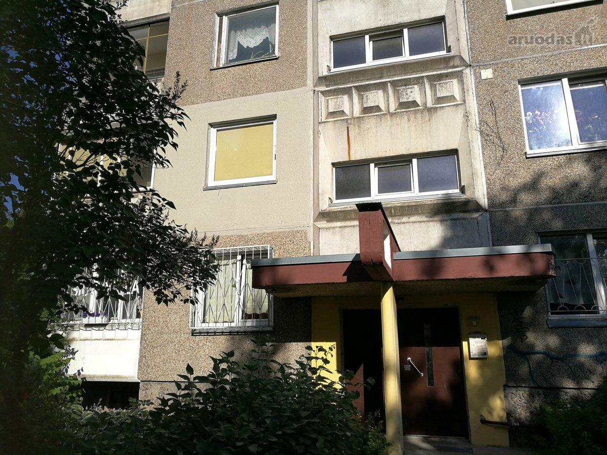 Kaunas, Šilainiai, Rietavo g., 2 kambarių butas