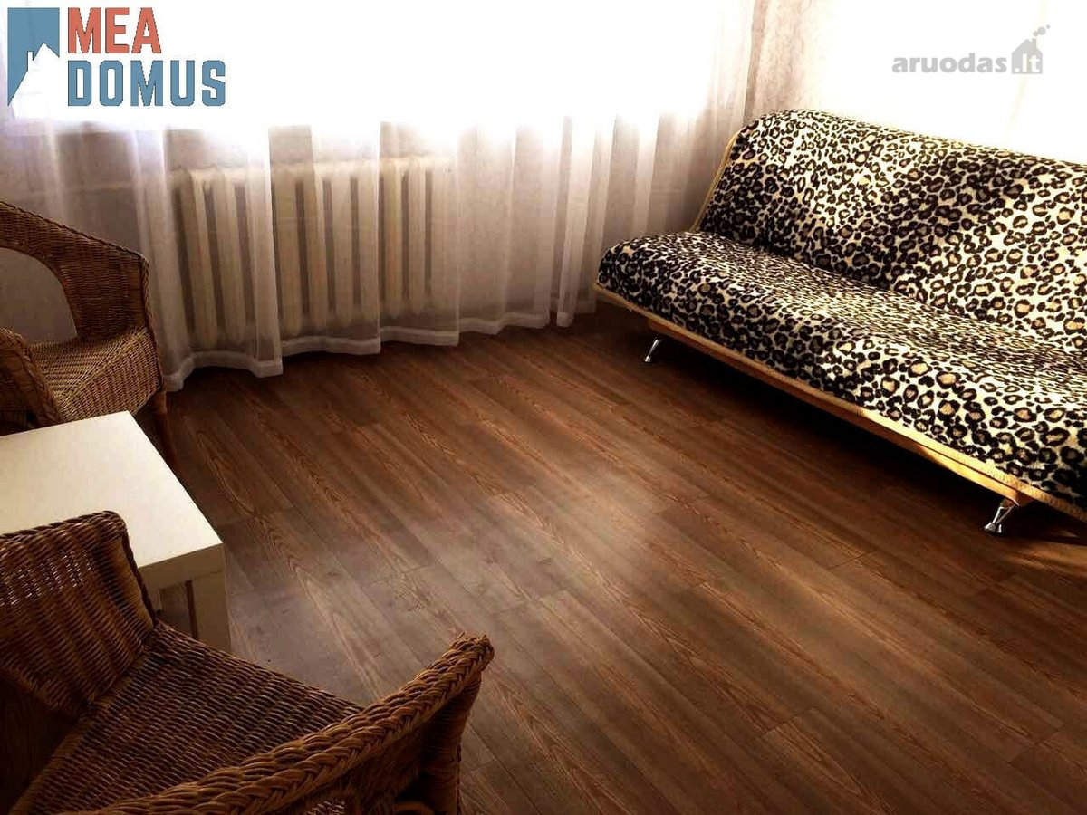 Vilnius, Naujininkai, Rodūnios kelias, 1 kambario butas