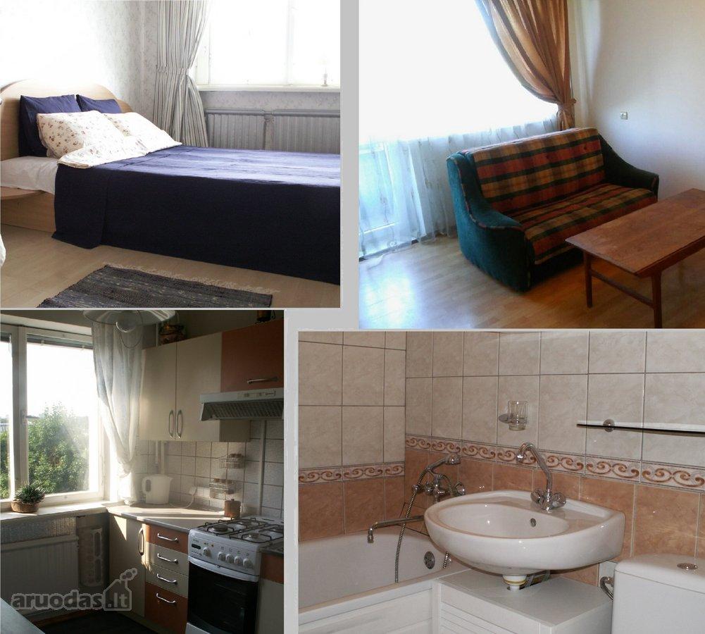 Kaunas, Vilijampolė, Neries krantinė, 2 kambarių butas