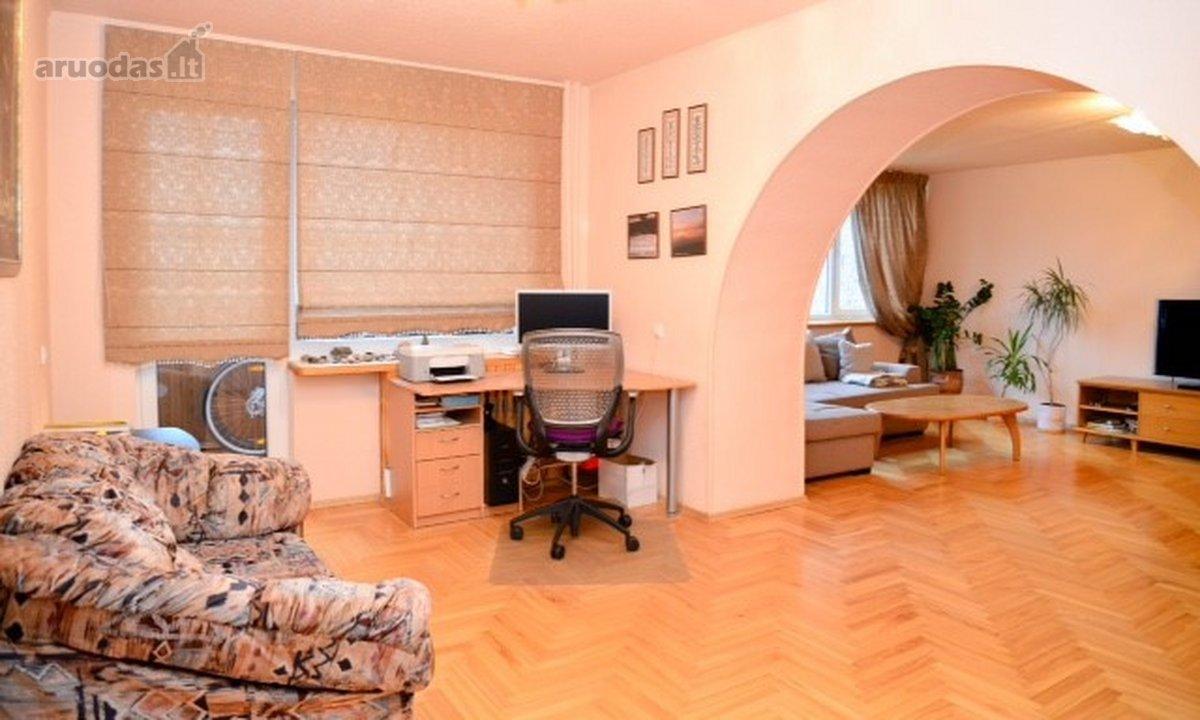 Klaipėda, Naujakiemis, Naujakiemio g., 4 kambarių butas