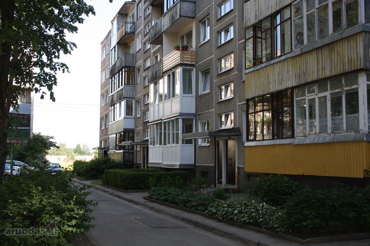 Šiauliai, Lieporiai, Rasos g., 2 kambarių butas