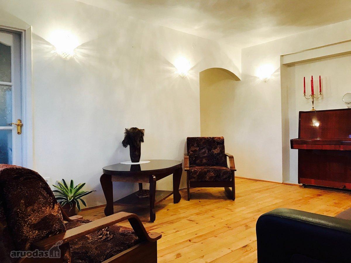 Vilnius, Antakalnis, Antakalnio g., 3 kambarių butas