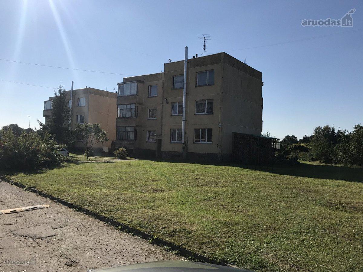 Jonavos r. sav., Upninkų k., Darbininkų g., 1 kambario butas