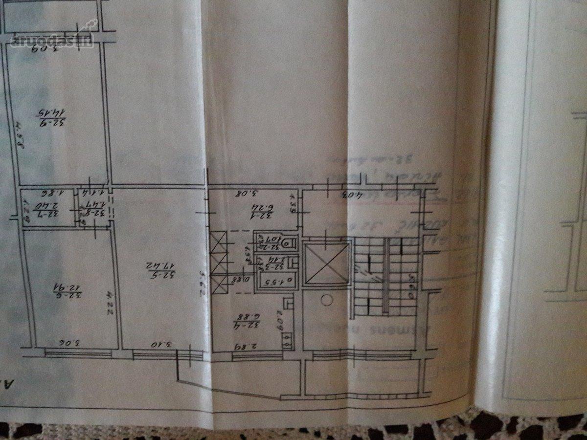 Klaipėda, Vingis, Smiltelės g., 3 kambarių butas