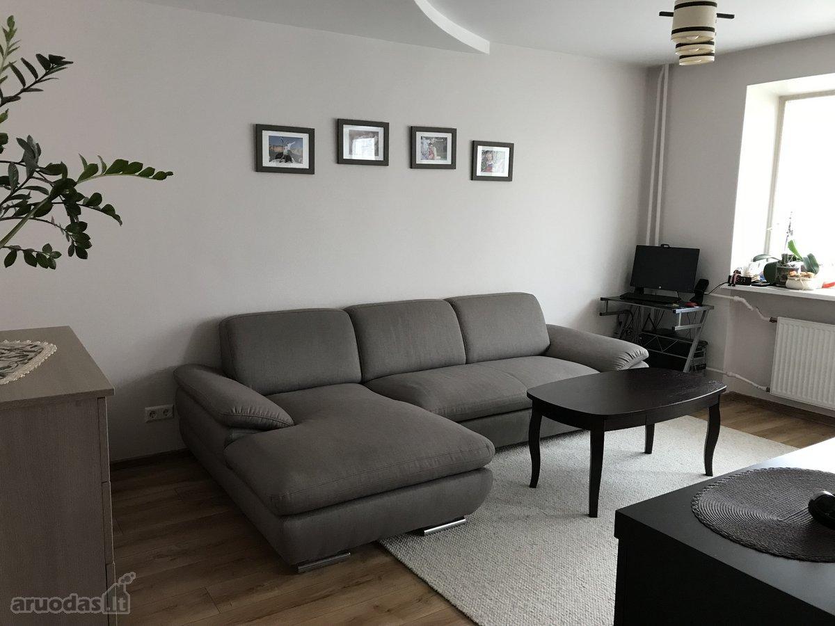 Šiauliai, Centras, P. Višinskio g., 2 kambarių butas