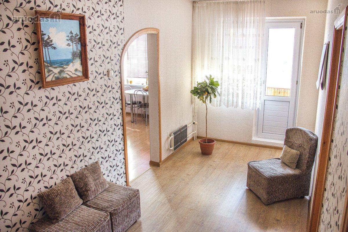 Klaipėda, Varpai, Varpų g., 2 kambarių butas