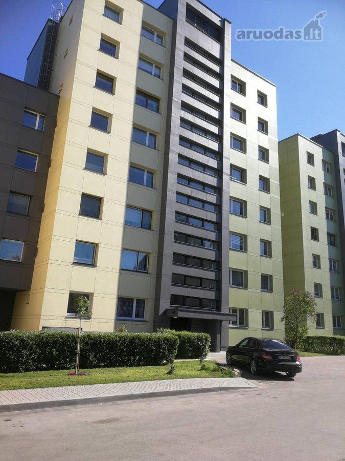 Kaunas, Žaliakalnis, Saulės g., 4 kambarių butas