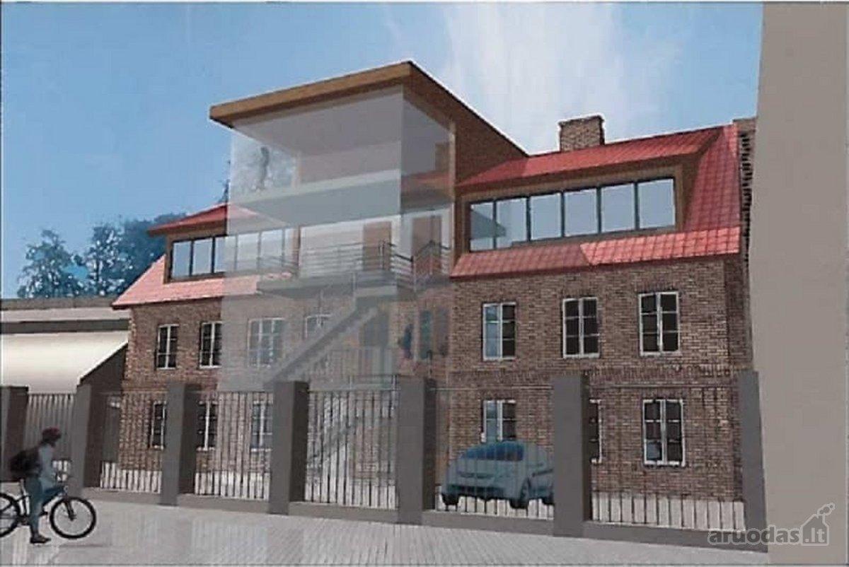 Vilnius, Senamiestis, J. Jasinskio g., 21 kambario butas