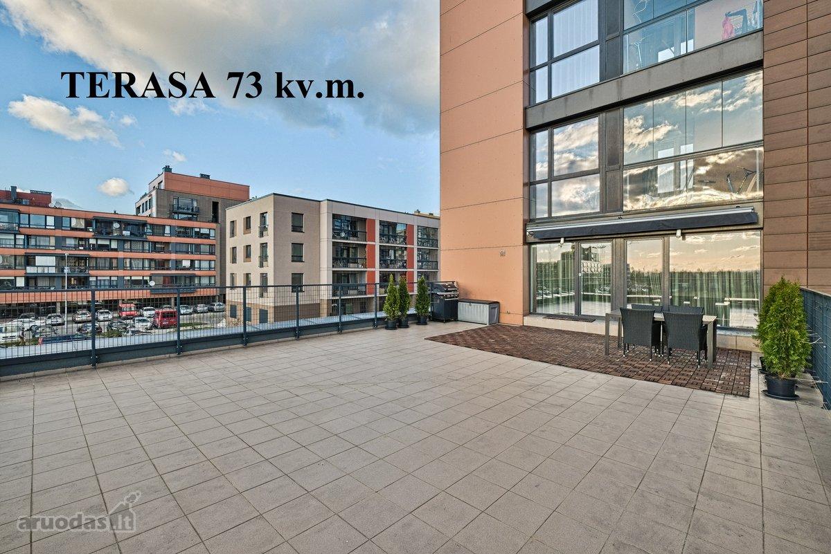 Vilnius, Pilaitė, Įsruties g., 3 kambarių butas