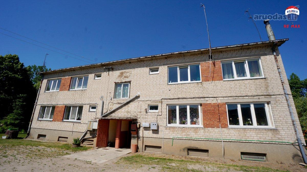 Vilkaviškio r. sav., Virbalio Miesto Laukų k., Rytų g., 3 kambarių butas
