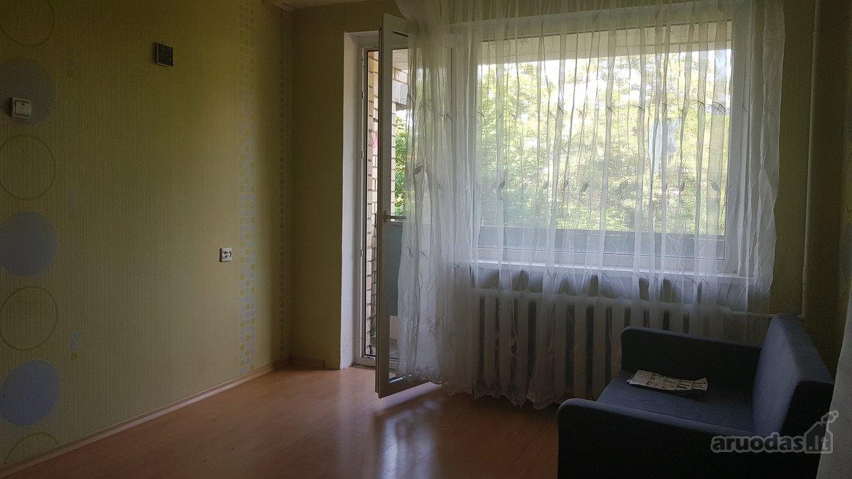 Vilnius, Rasos, Tyzenhauzų g., 1 kambario butas