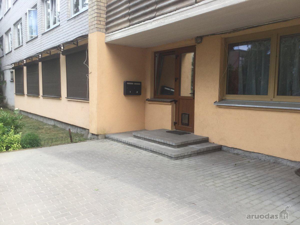 Trakų r. sav., Lentvario m., Pakalnės g., 3 kambarių butas