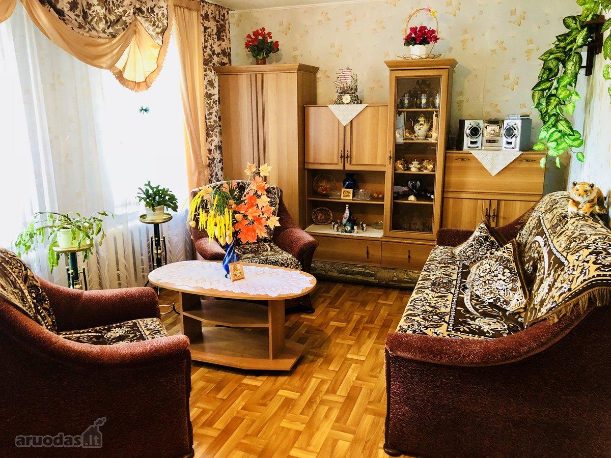 Švenčionių r. sav., Pabradės m., Vilniaus g., 1 kambario butas