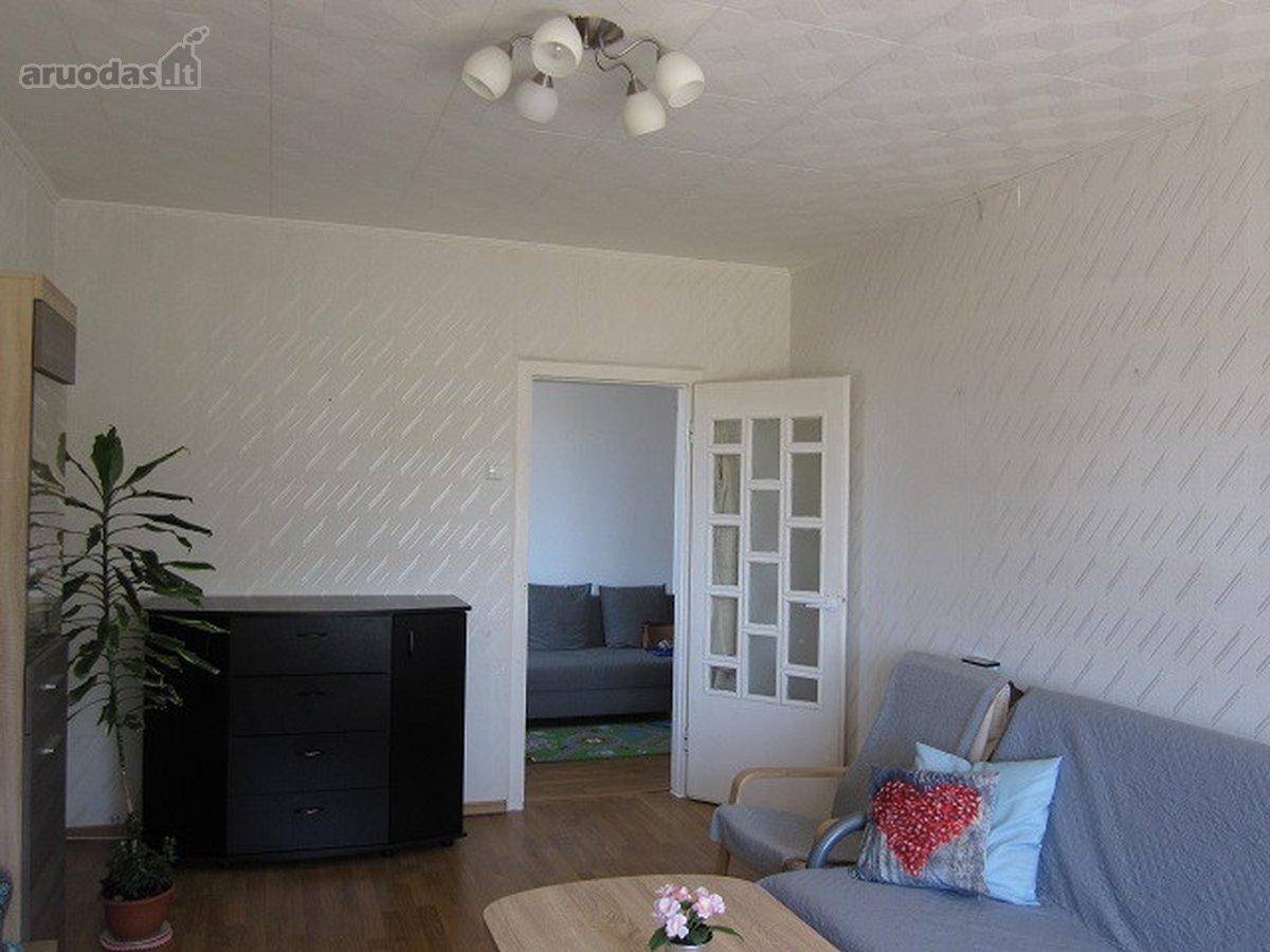 Klaipėda, Varpai, Smiltelės g., 2 kambarių butas