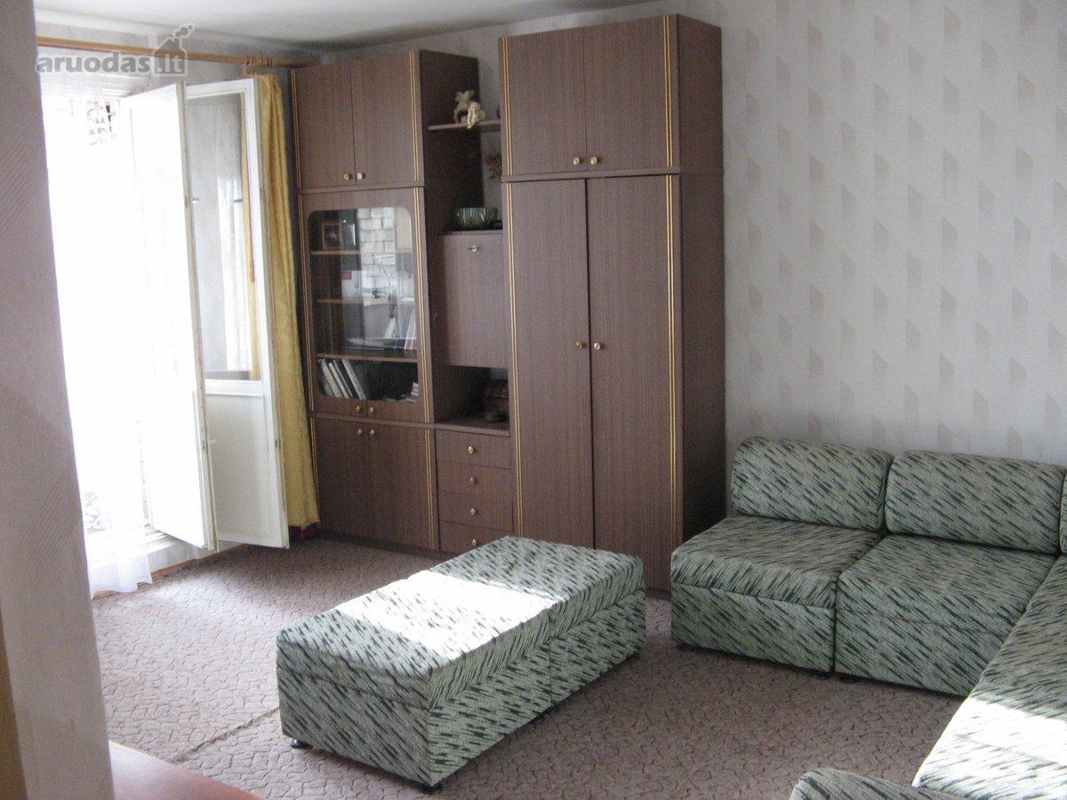 Palanga, Bangų g., 2 kambarių butas