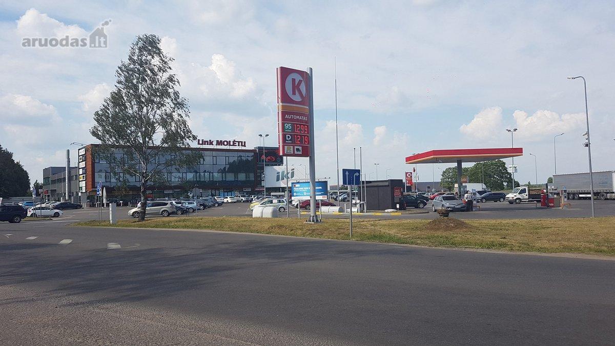 Vilniaus r. sav., Didžiosios Riešės k., Molėtų pl., residential purpose vacant land