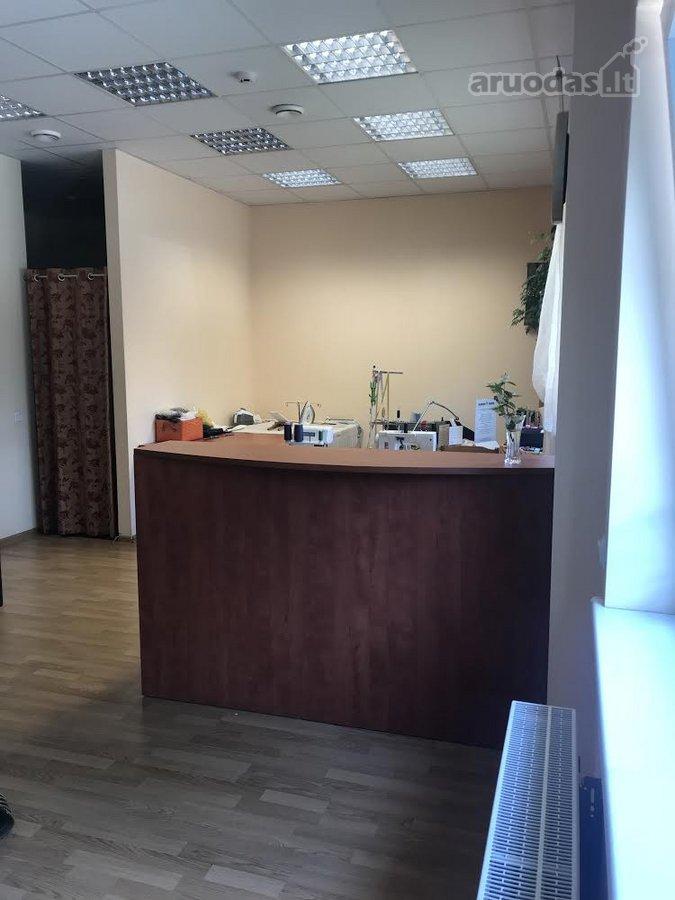 Vilnius, Naujamiestis, Birželio 23-iosios g., biuro, prekybinės, paslaugų, sandėliavimo paskirties patalpos nuomai