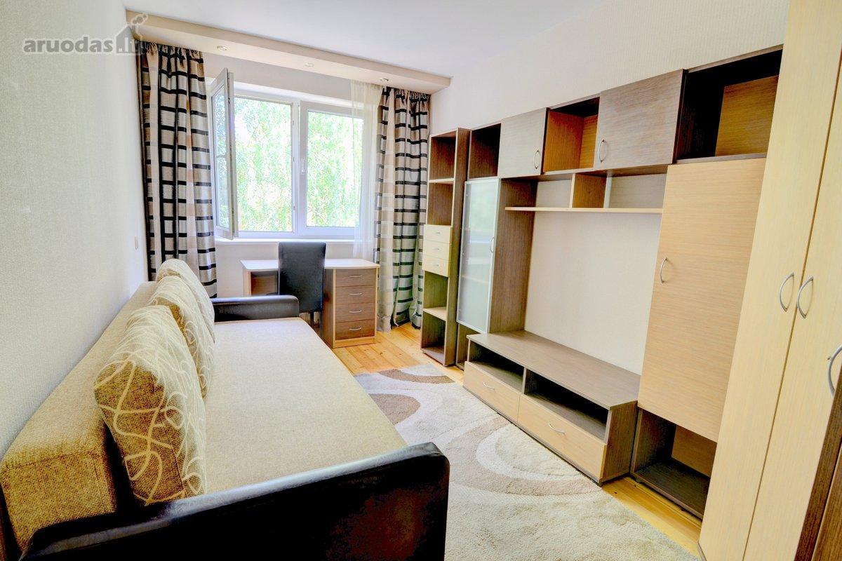 Vilnius, Antakalnis, P. Vileišio g., 3 kambarių butas